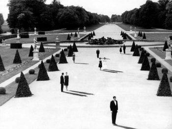Last Year at Marienbad [1961] Dir. Alain Resnais. France-Italy, black & white, 94min.