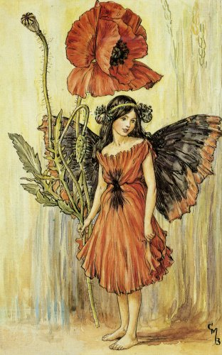 Cicely Mary Barker, Poppy Fairy