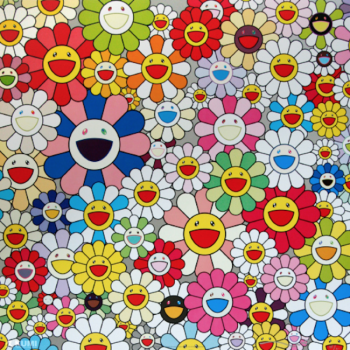 Takashi Murakami, Such cute flowers