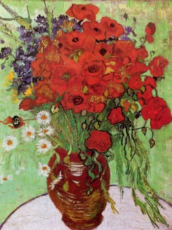 Vincent van Gogh, Red Poppies